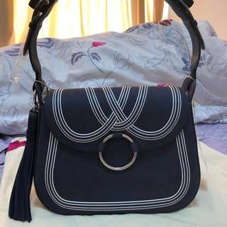 Tory Burch Nubuck Bag (new)