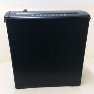 全新 10L 條狀送碎紙桶電動碎紙機 可碎5張A4紙