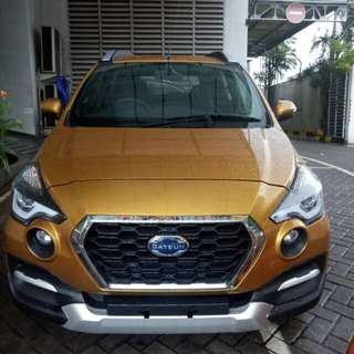 New Datsun Go Cross MT