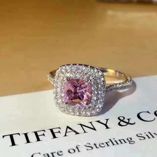 S925 Diamond Ring wedding ring engagemeny ring