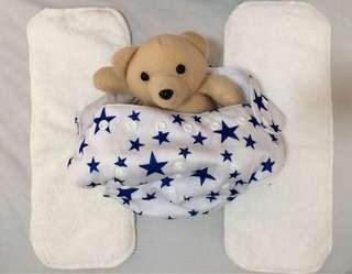 Repriced: Cloth diaper