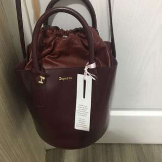 Repetto bucket bag 100% New with receipt