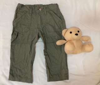 Repriced: Army green pants