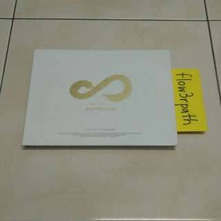 [WTS] [SELLING] INFINITE - INFINITIZE (THE 3RD MINI ALBUM)