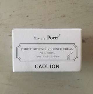 Caolion Pore Cream