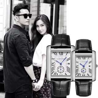 Cartier Couple Watch