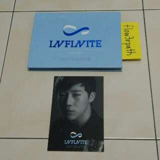 [WTS] [SELLING] INFINITIZE - NEW CHALLENGE (THE 4TH MINI ALBUM)
