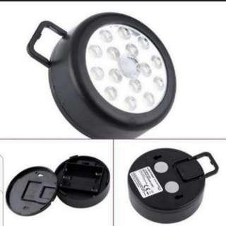 15 LED Infrared Auto Motion Sensor Light
