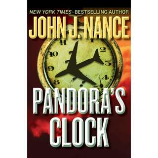 Pandora's Clock by John J. Nance