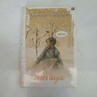 """Horeluya"" by Arswendo Atmowiloto"