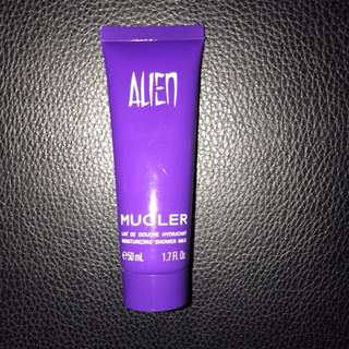 Alien Mugler Shower Milk 50ml