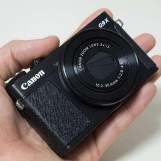 BNew - Canon Powershot G9x Mark II
