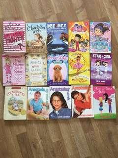 PL Girls Random Bundle - 15 books