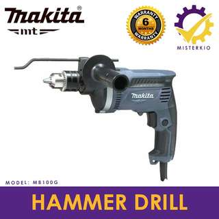 MAKITA MT SERIES 16MM HAMMER DRILL 710W - M8100G