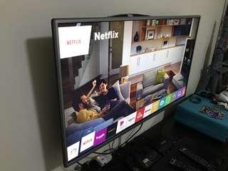 LG 43 smart Tv