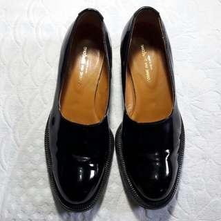 Comme des Garçons flat shoes