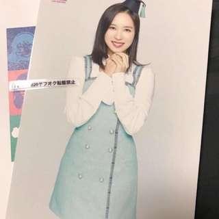 Twice candy pop showcase 🍭限量日巡週邊官方大卡照片明信片mina