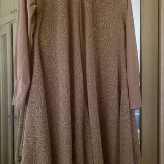 Gamis + Outer set