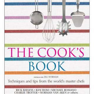 THE COOK'S BOOK eBook