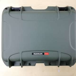 Nanuk 915 Professional Protective Case (Army Green)
