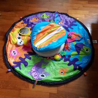 lamaze spin & explore sea gym