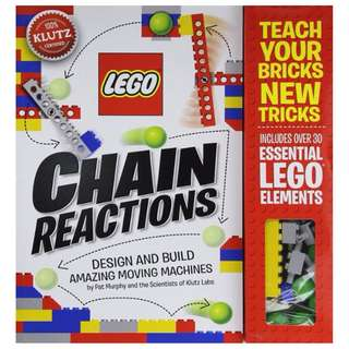 (代購)Lego Chain Reactions - 兒童啟蒙之選