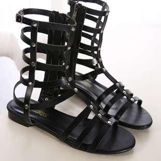 ▪S0002▪ Gladiator Sandals
