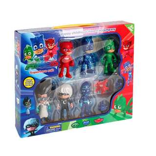 Looking For PJ Masks toys