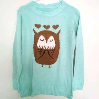 Sweater Owl Tosca