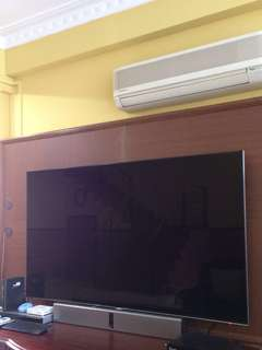 Samsung 3D Smart Tv 75 inches