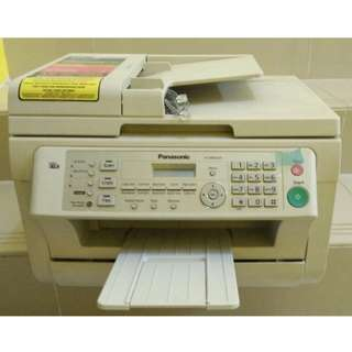 (2nd) PRINTER ALL-IN-ONE / MULTIFUNGSI PANASONIC KX-MB2025