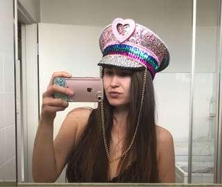 Custom Doof Hat