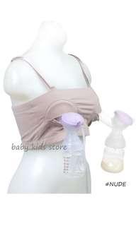 Hands free pumping bra (L)