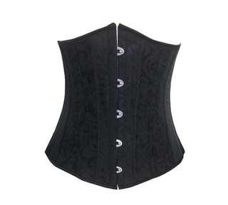 24 boned underbust corset (what I personally use)