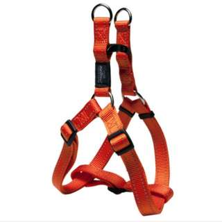 SALE! ROGZ Dog Harnese Medium, Orange