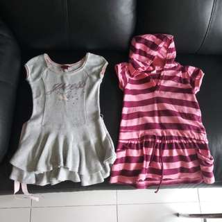 2 for $7.90Authentic Guess & Poney dress