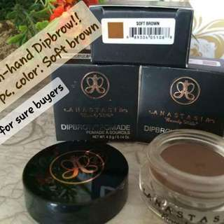 Anastasia Dipbrow #springcleaning