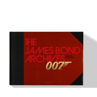 The James Bond Archives 007 from Taschen