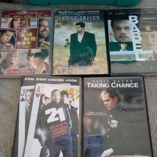 5 for $5! Dvd sale!