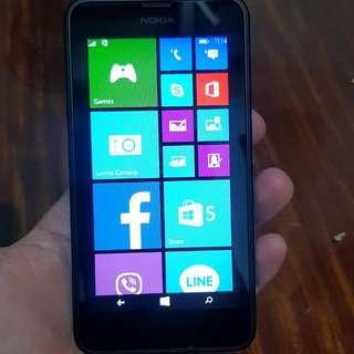 Preloved Nokia Lumia 630