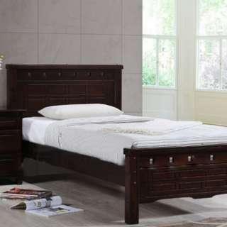 Timber Single bed frame