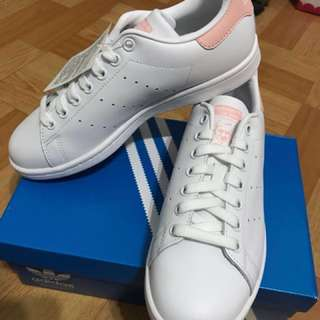 Adidas originals Stan Smith 粉