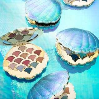 [PO💕💯AUTHENTIC TARTE] Be a mermaid & make waves eyeshadow palette