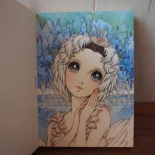高橋真琴少女postcard明信片日本直送絕版2