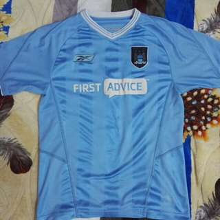 Vintage Original Man City Jersey