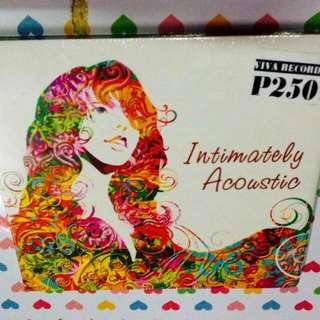 Miki Hahn-Intimately Acoustic Cd
