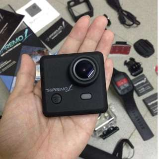 Supremo 1 WIFI Action Cam with JACKPOD