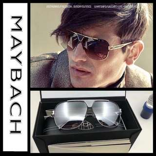 Mayback premium Aviator sunglass 太陽眼鏡