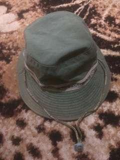 Topi Rimba (Bucket Hat) Polo Original not stussy champion