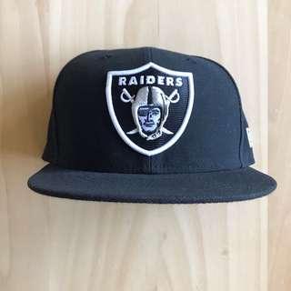 Raiders New Era Hat